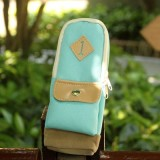 Пенал - рюкзак, бирюзовый