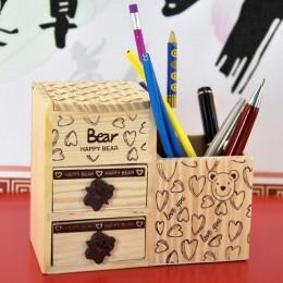 "Мини-комод под карандаши ""Happy Bear"""