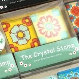 "Набор из двух штампов ""The crystal stamp"""