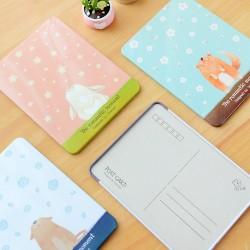 Металлические и деревянные открытки