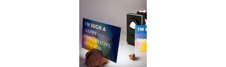 Необычные открытки